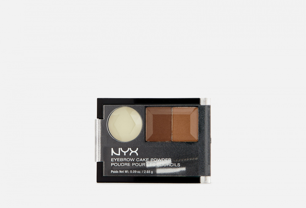 Тени для бровей NYXPROFESSIONAL MAKEUP Eyebrow Cake Powder 2.65 мл