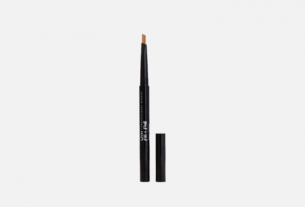 Помада-карандаш для бровей NYXPROFESSIONAL MAKEUP Fill & Fluff Eyebrow Pomade Pencil 0.2 мл