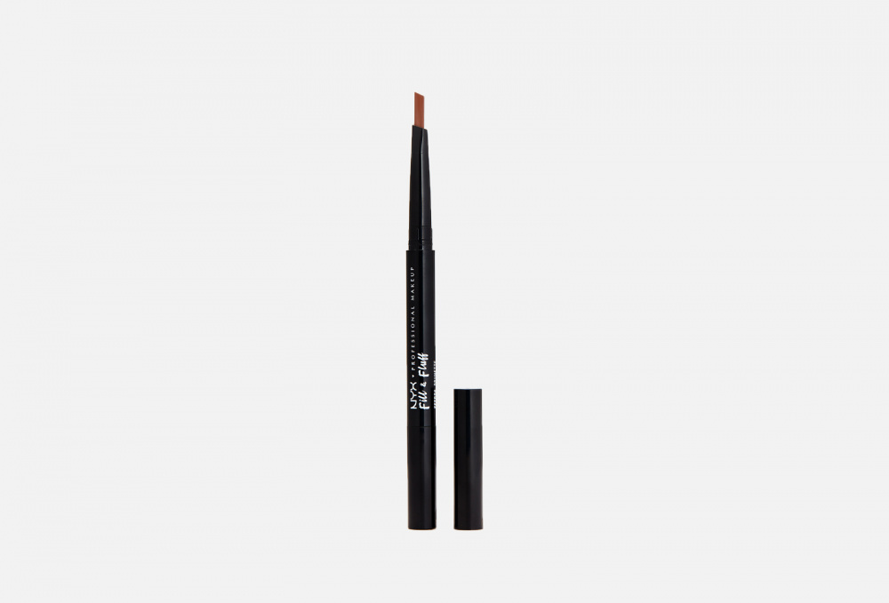Помада-карандаш для бровей NYX PROFESSIONAL MAKEUP Fill & Fluff Eyebrow Pomade Pencil 0.2 мл