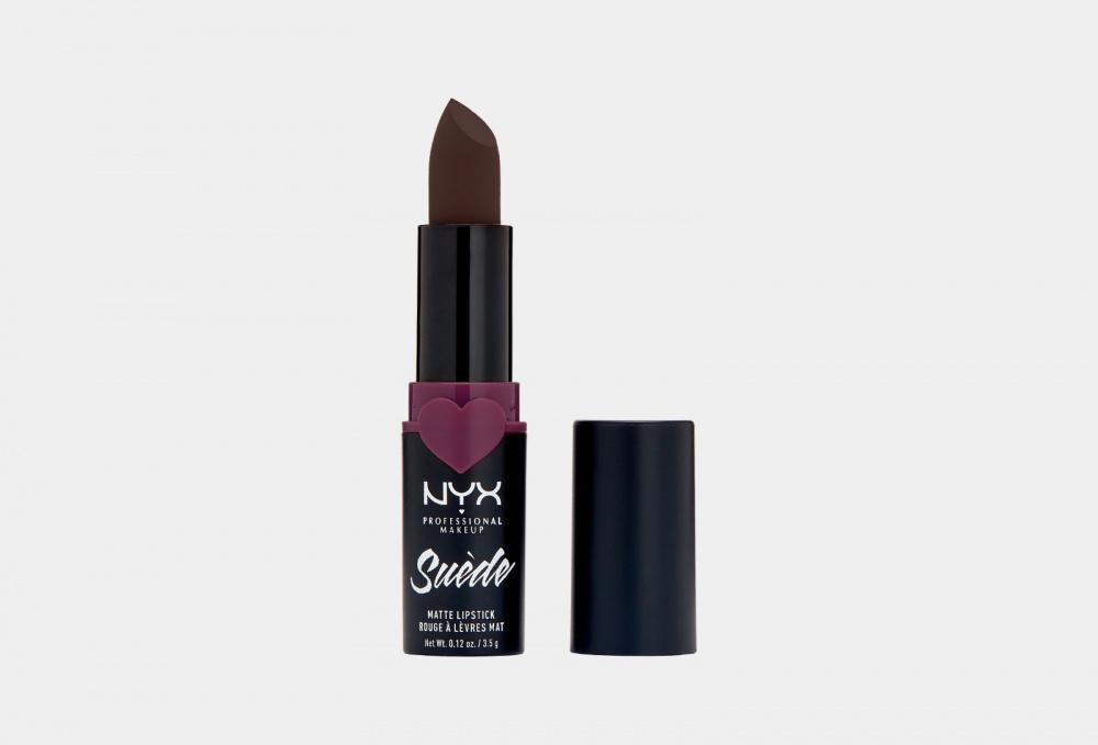 Замшевая помада для губ NYXPROFESSIONAL MAKEUP Suede Matte Lipstick 3.5 мл