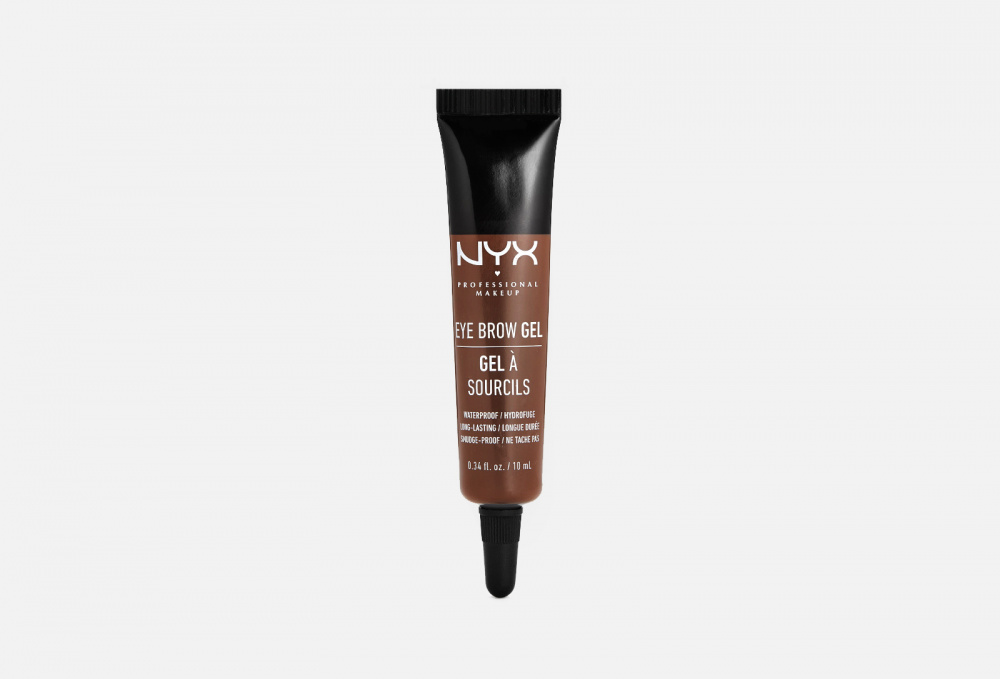 ГЕЛЬ ДЛЯ БРОВЕЙ NYX PROFESSIONAL MAKEUP Eyebrow Gel 10 мл