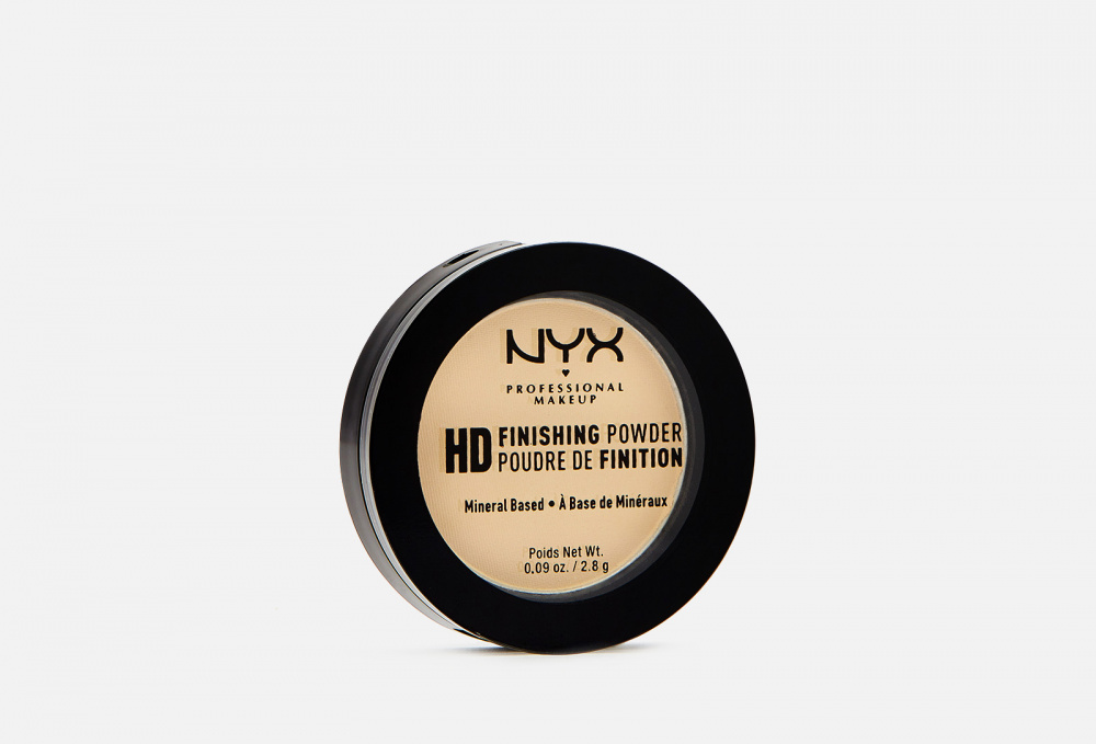 Пудра для лица NYXPROFESSIONAL MAKEUP High Definition Finishing Powder Mini 2.8 мл