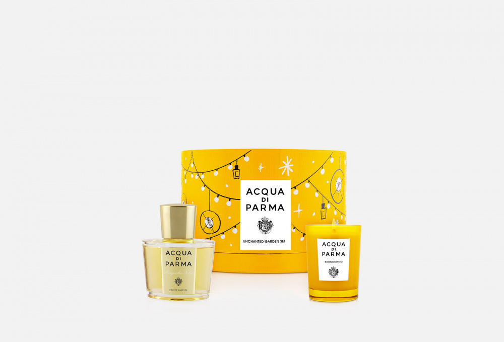 Набор ACQUA DI PARMA Enchanted Garden Set Xmas 2020 acqua di parma signature trio black set