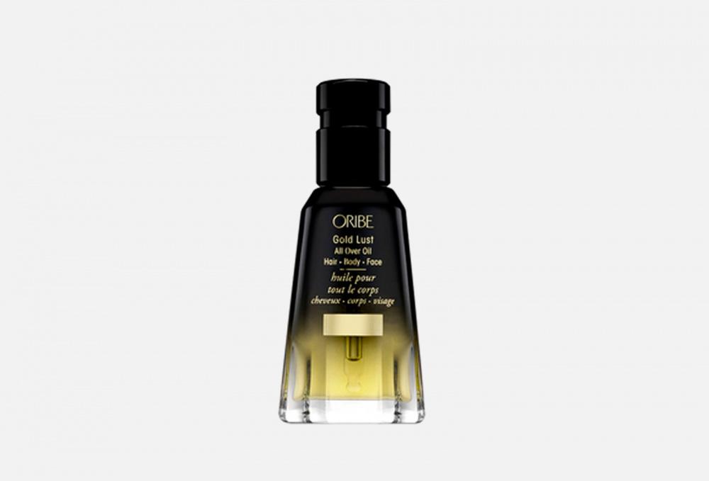 Универсальное масло-уход для волос, лица и тела Роскошь золота ORIBE Gold Lust All Over Oil Hair   Body   Face 50 мл