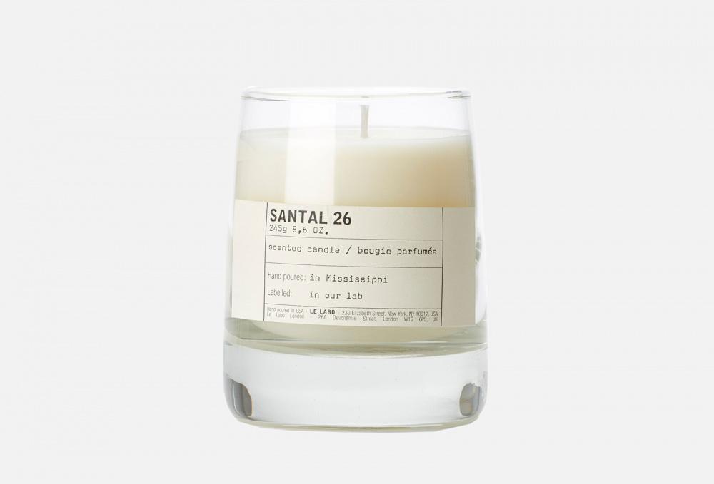 Свеча парфюмерная LE LABO Santal 26 245 мл