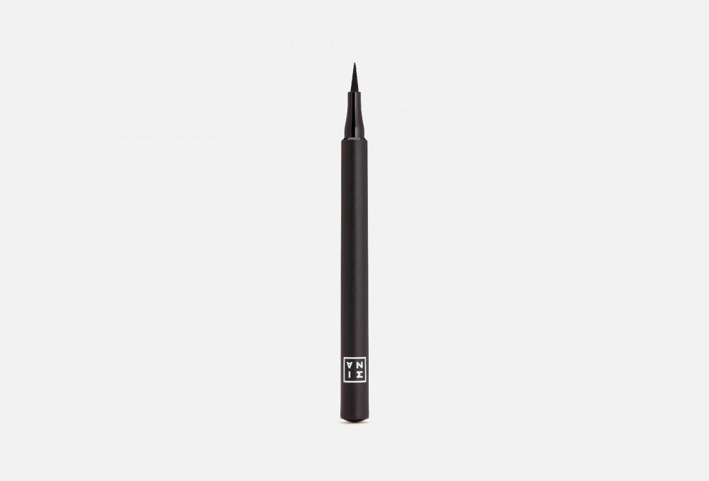 Подводка для глаз 24 часа 3INA The 24h Pen Eyeliner 1.2 мл
