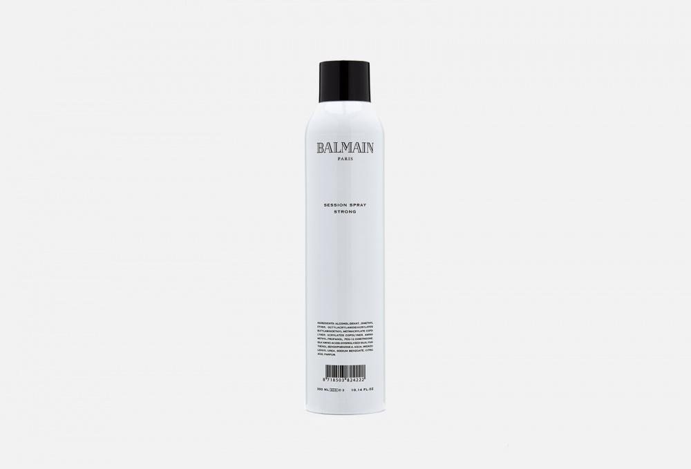 Спрей для укладки волос сильной фиксации BALMAIN PARIS Session Spray Strong 300 мл