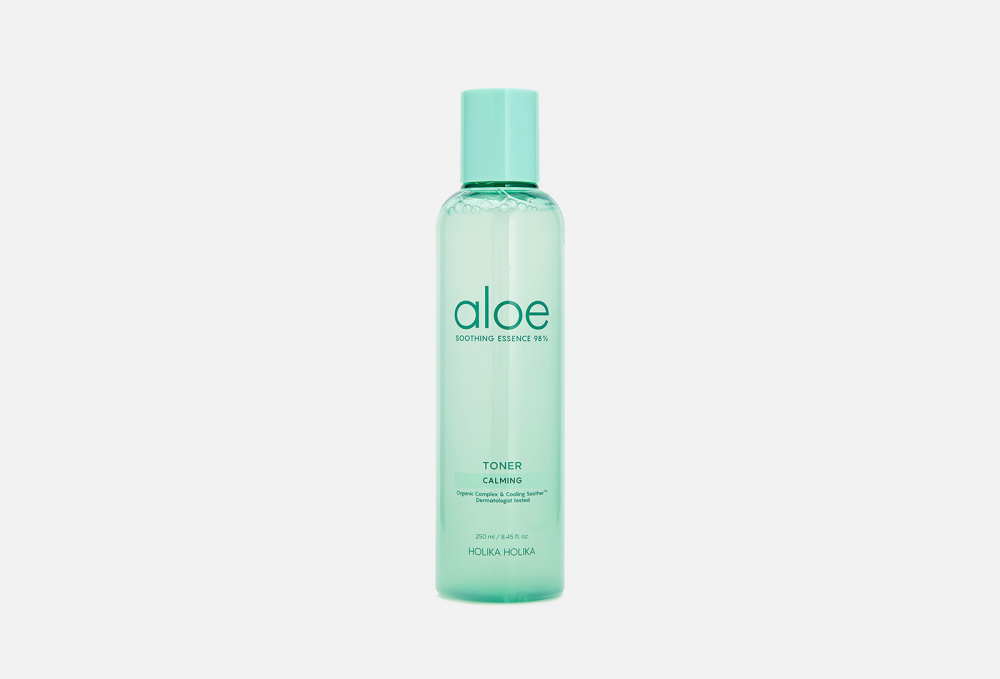 Тонер для лица HOLIKA HOLIKA Aloe Soothing Essence 98% 250 мл недорого