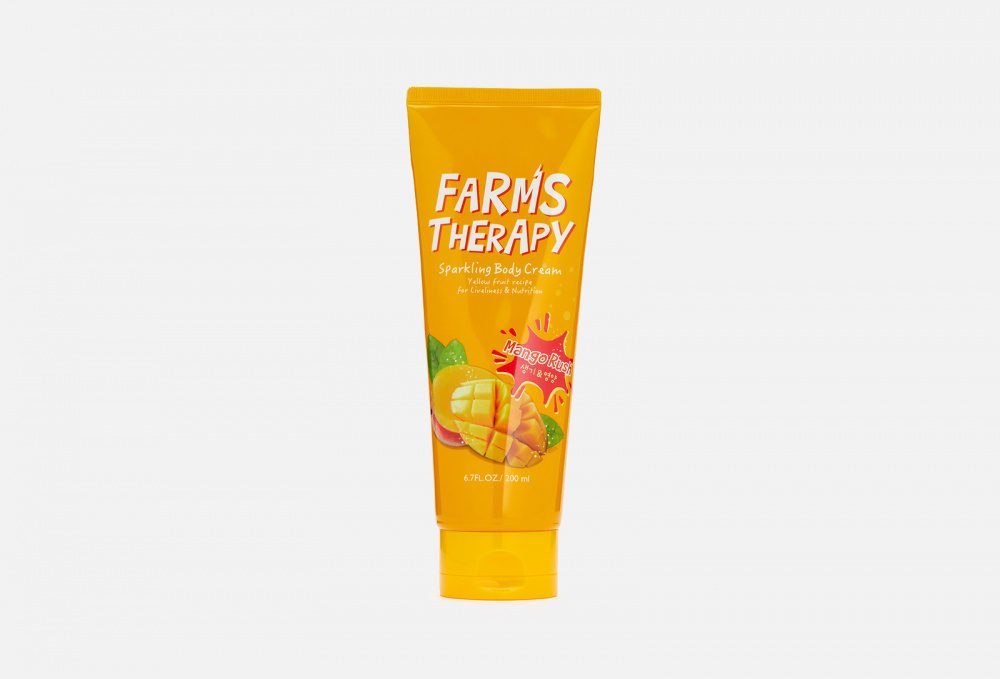 Крем для тела FARMS THERAPY Манго 200 мл