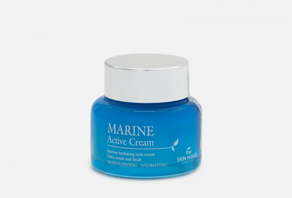 Крем для лица THE SKIN HOUSE Marine Active Cream 50 мл