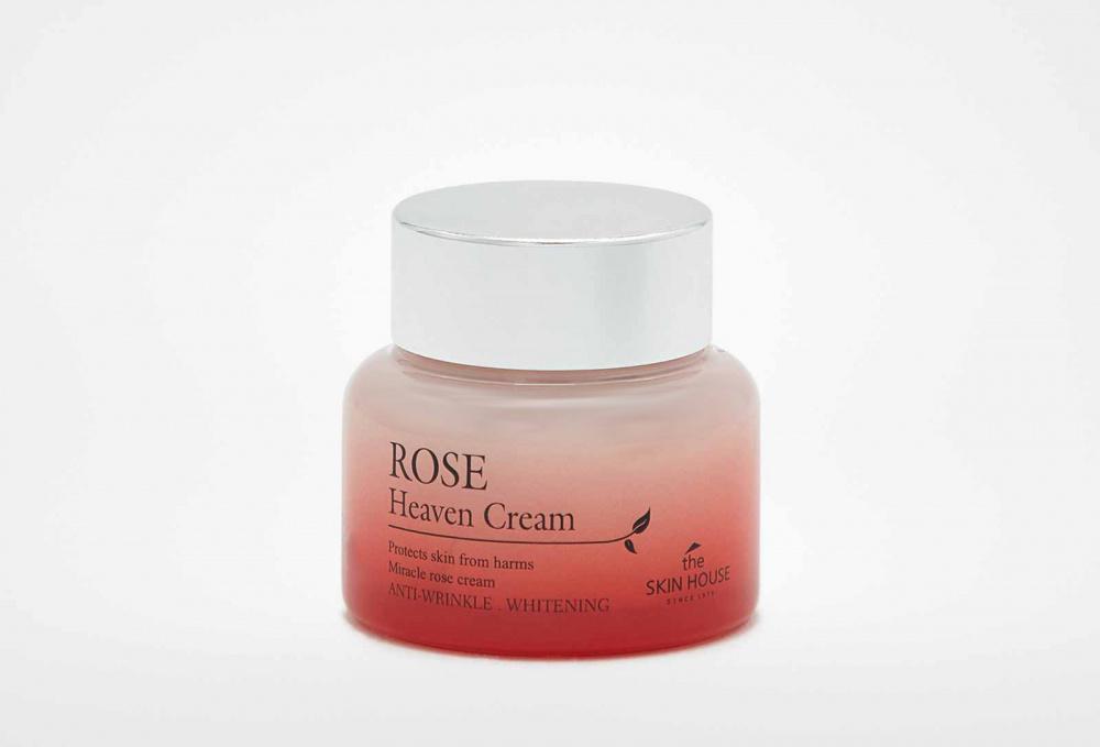 Крем для лица THE SKIN HOUSE Rose Heaven Cream 50 мл