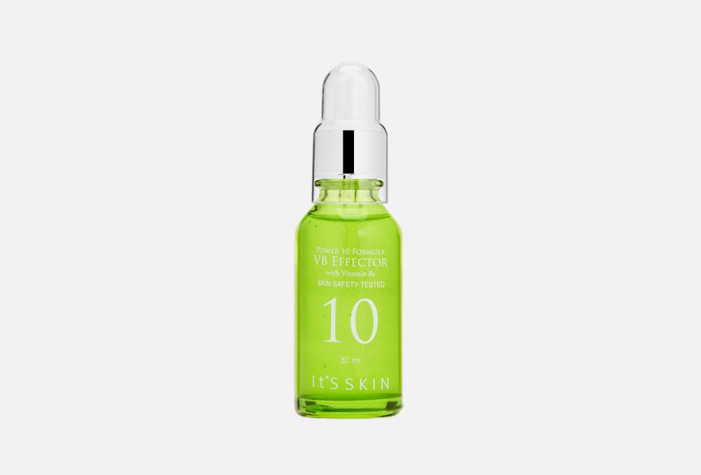 Укрепляющая сыворотка для лица с витамином В6 и экстрактом туи IT'S SKIN Power 10 Formula Vb Effector 30 мл сыворотка для лица с витамином b6 power 10 formula vb effector 30мл