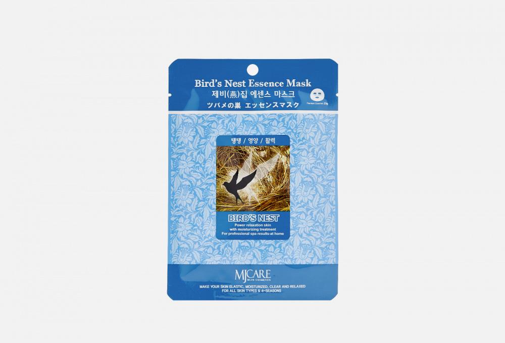 Маска тканевая ласточкино гнездо MIJIN CARE Bird`s Nest Essence Mask 1 мл