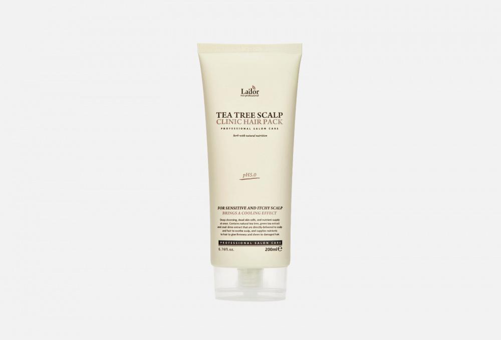 Маска-пилинг для кожи головы с чайным деревом LADOR Tea Tree Scalp Hair Pack 200 мл