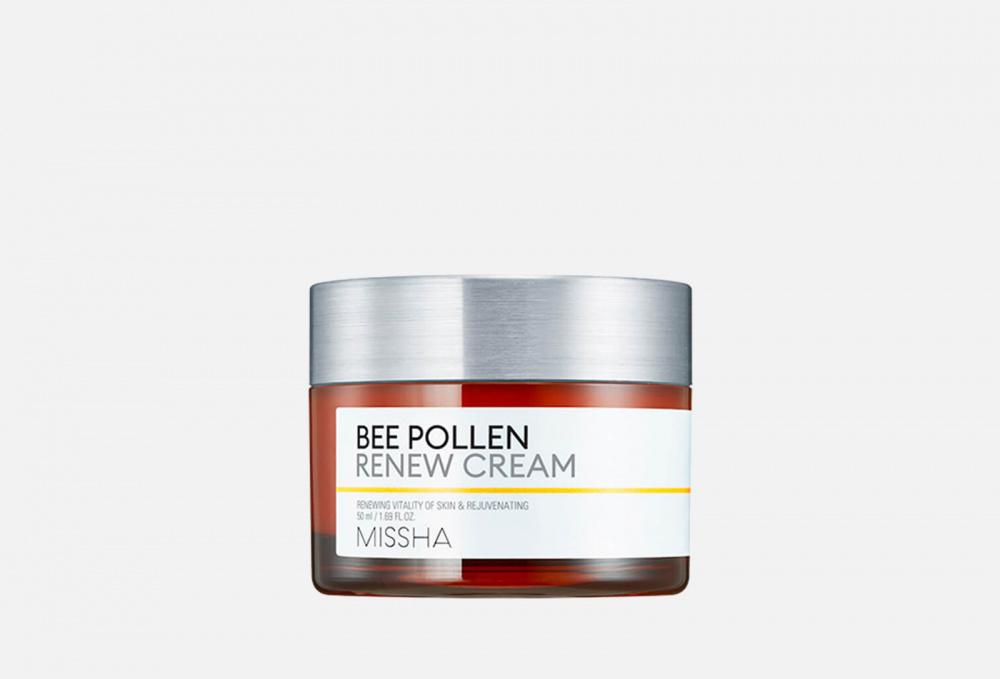 Крем для лица MISSHA Bee Pollen Renew Cream 50 мл