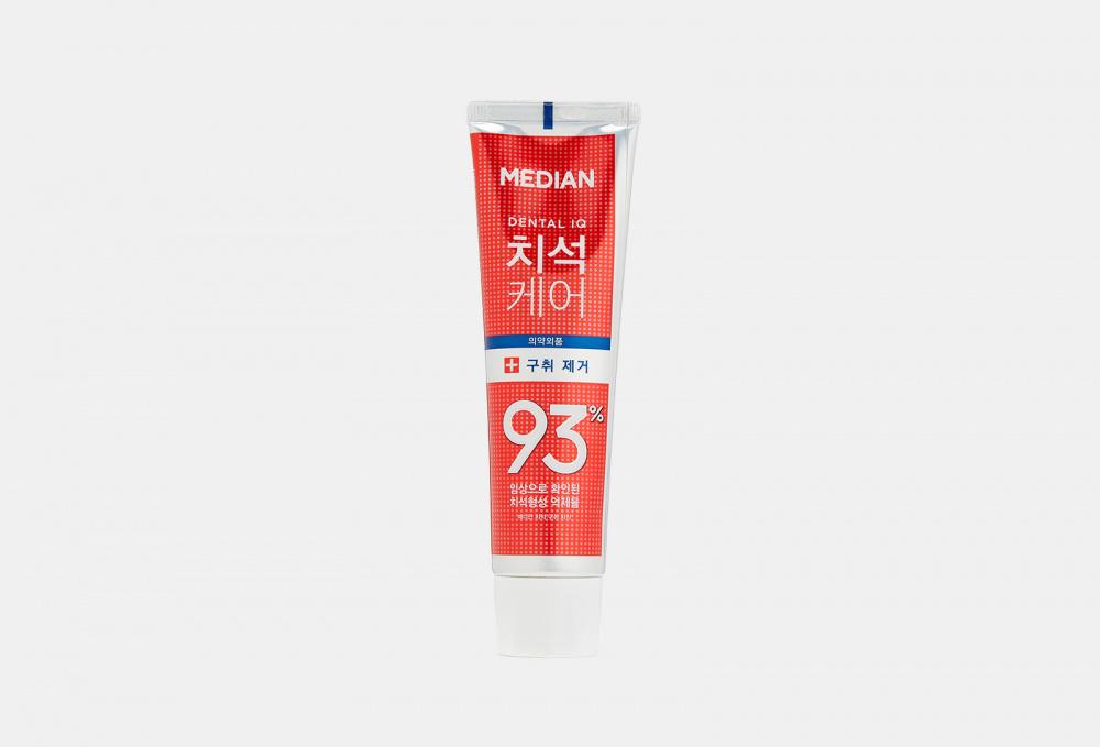 Освежающая зубная паста MEDIAN Dental Iq 93% 120 мл