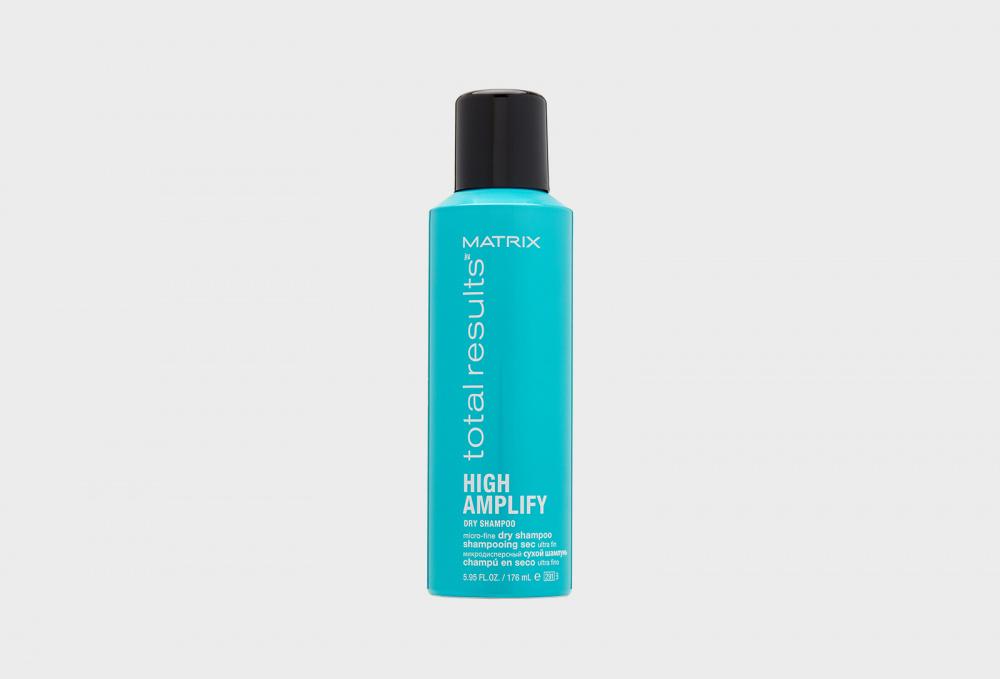 Сухой мелкодисперсный шампунь для контроля жирности и объема волос MATRIX Total Results High Amplify Micro-fine Dry Shampoo For Fine Hair 176 мл