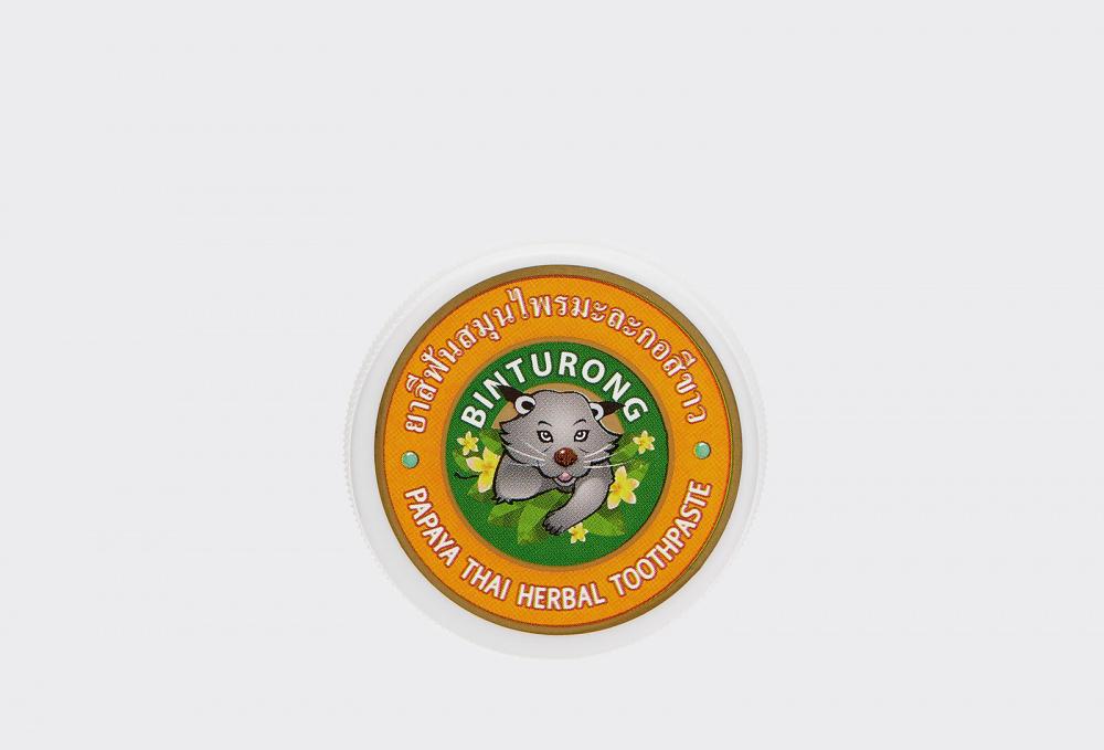 Зубная паста с Экстрактом Папайи, BINTURONG  - Купить