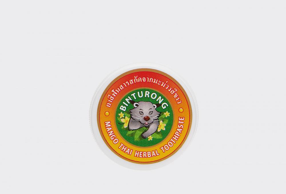 Купить Зубная паста с Манго, BINTURONG