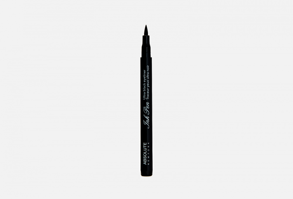 Фото - ПОДВОДКА ДЛЯ ГЛАЗ ABSOLUTE NEW YORK Ink Pen Ultra Black Eye Liner 3.5 мл подводка graphik ink liner подводка фломастер для глаз 01 black