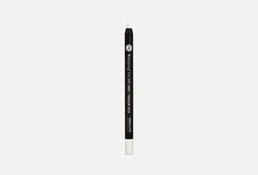 Карандаш для глаз ABSOLUTE NEW YORK Waterproof Gel Eye Liner 1.1 мл