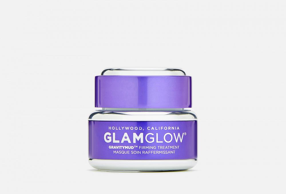 Маска для лица, повышающая упругость кожи в дорожном формате GLAMGLOW Gravitymud™ 15 мл