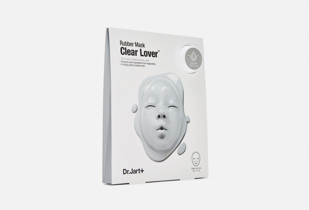 Моделирующая альгинатная маска  Мания очищения DR.JART+ Rubber Mask Clear Lover 50 мл