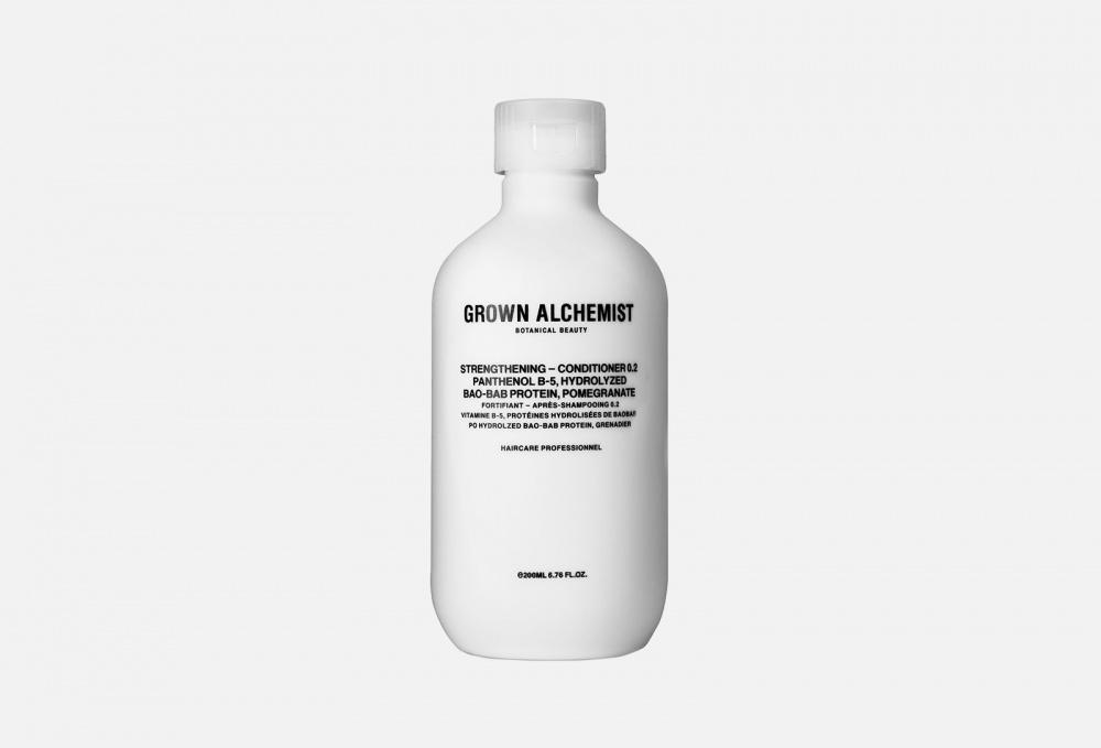Купить Укрепляющий Кондиционер для волос, GROWN ALCHEMIST