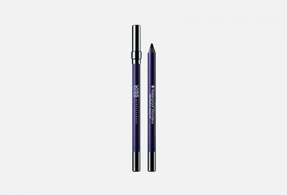 Водостойкий контурный карандаш для глаз фото