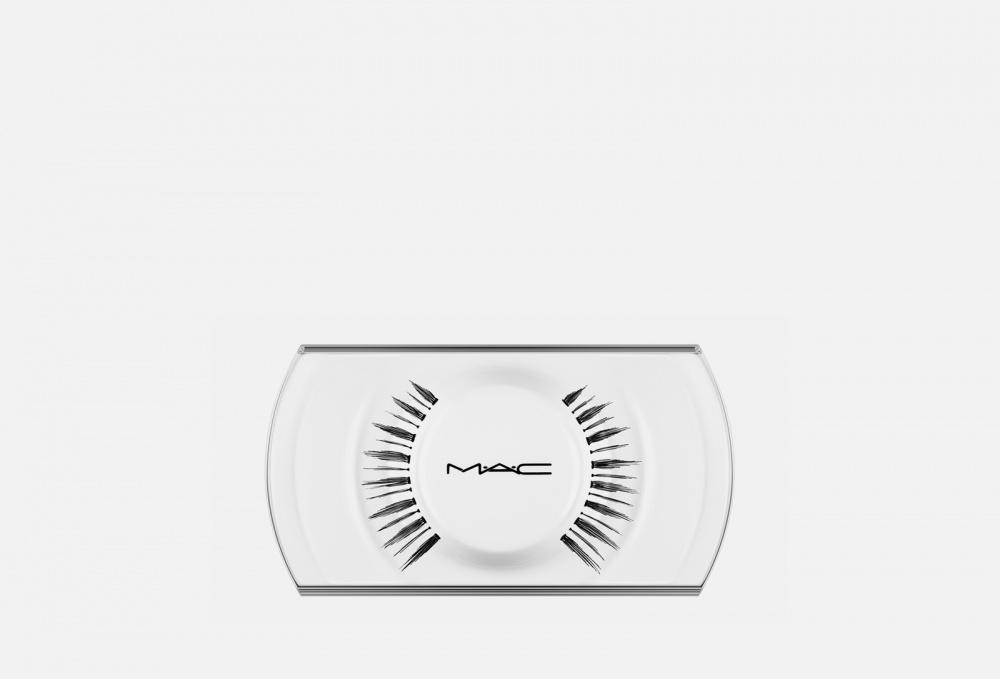 НАКЛАДНЫЕ РЕСНИЦЫ MAC Lashes #7 Black mac little mac false lashes