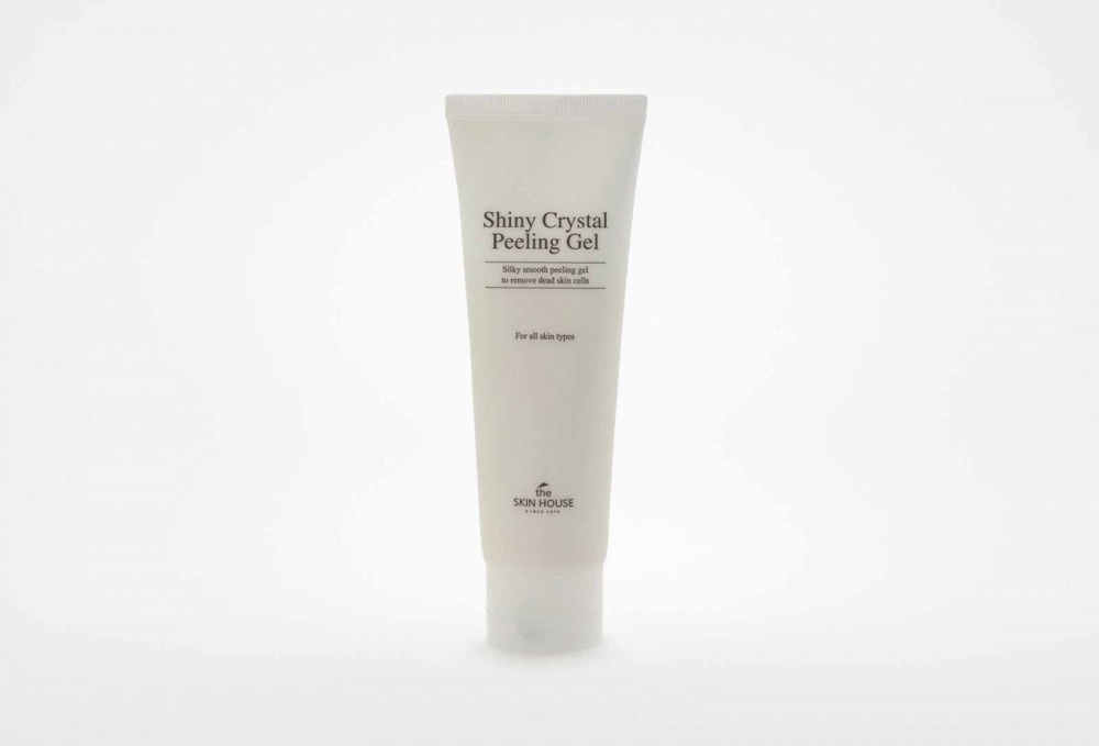 Пилинг-гель THE SKIN HOUSE Shiny Crystal Peeling Gel 120 мл