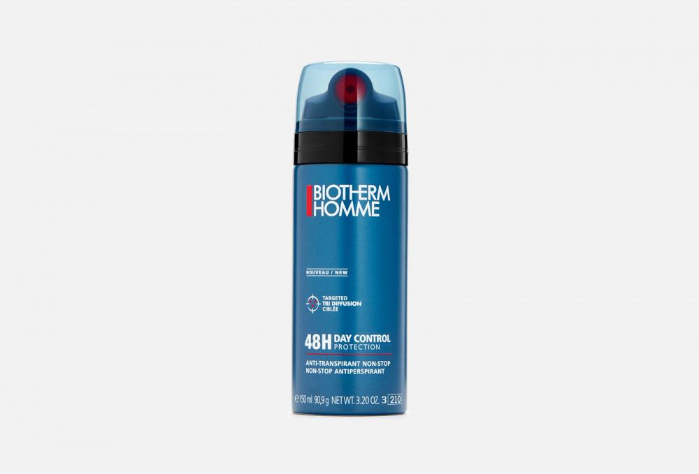 Дезодорант спрей для мужчин BIOTHERM Day Control 48 H 150 мл biotherm day control 72h дезодорант роликовый