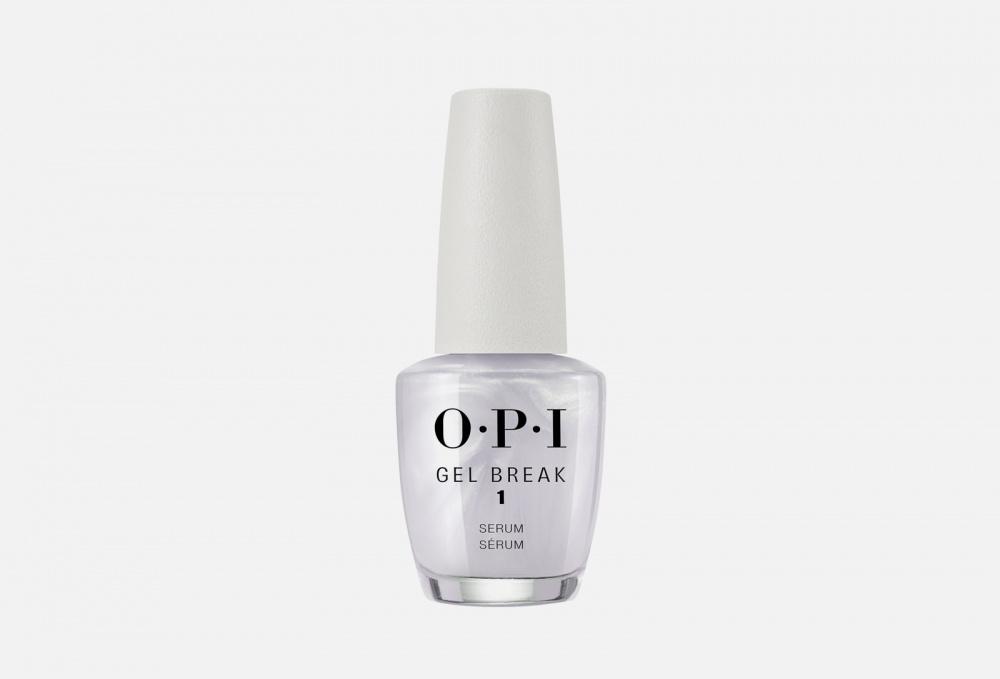 Базовое покрытие для ногтей выравнивающее OPI Gel Break Serum 15 мл недорого