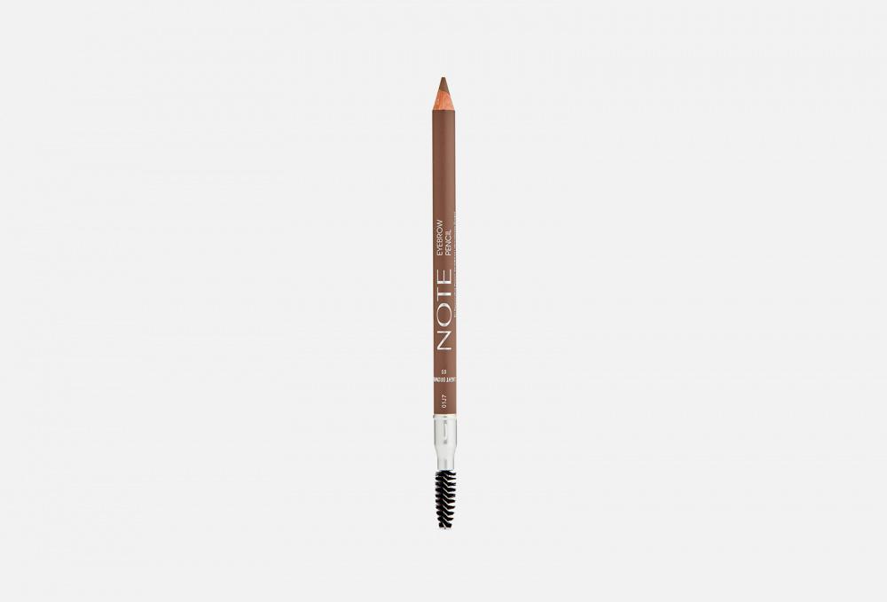 Карандаш для бровей NOTE Eyebrow Pencil 1.1 мл