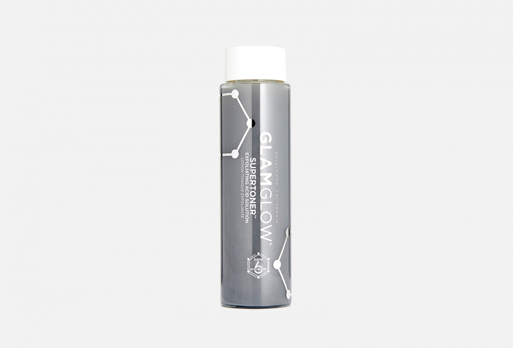 Тонер для лица отшелушивающий GLAMGLOW Supertoner Exfoliating Acid Solution 200 мл
