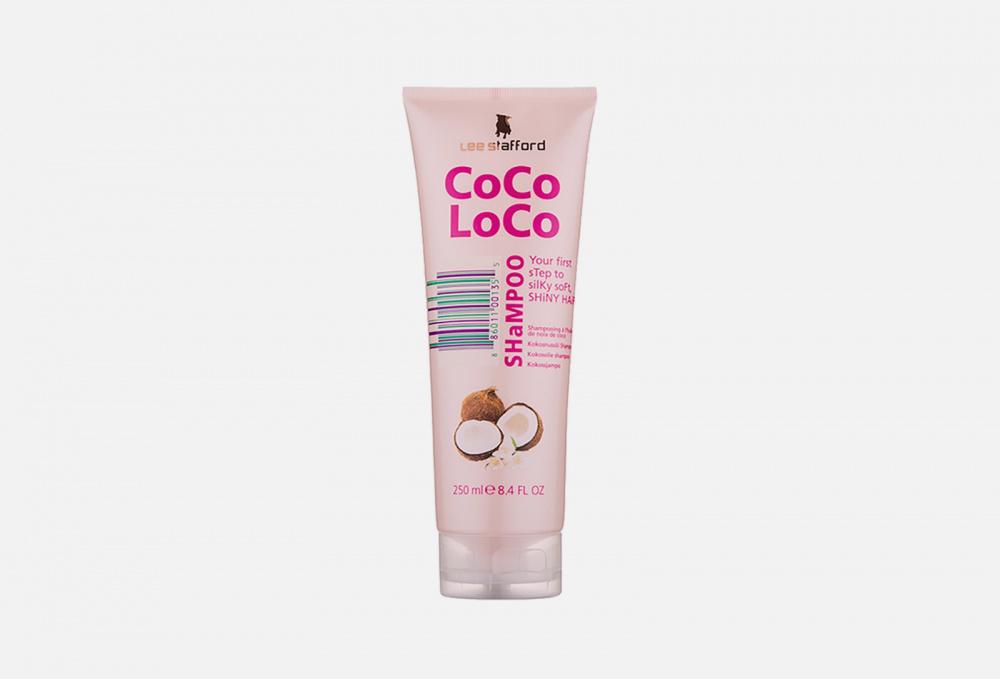 Купить Шампунь для волос с кокосовым маслом увлажняющий, LEE STAFFORD