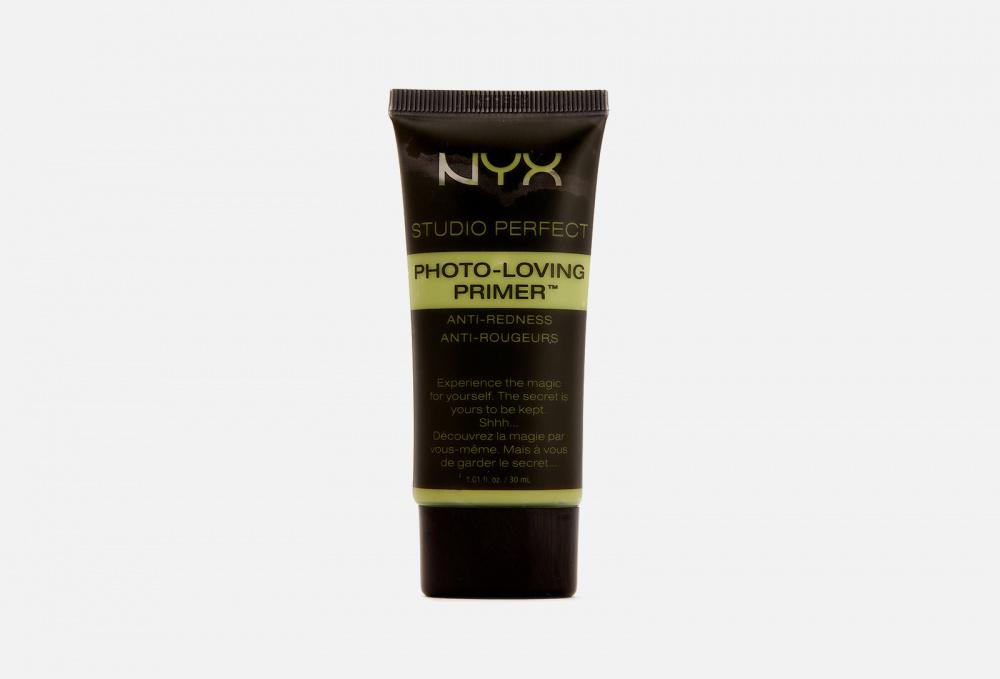 Купить Основа для макияжа, NYXPROFESSIONAL MAKEUP, Зеленый