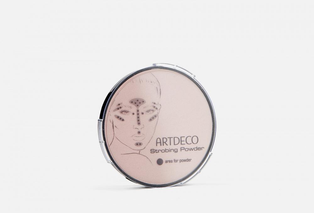 Купить STROBING POWDER (STROBING POWDER REFILL), ARTDECO, Розовый