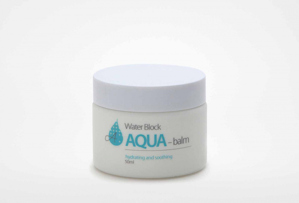 Увлажняющий аква-бальзам для лица THE SKIN HOUSE Water Block Aqua Balm 50 мл
