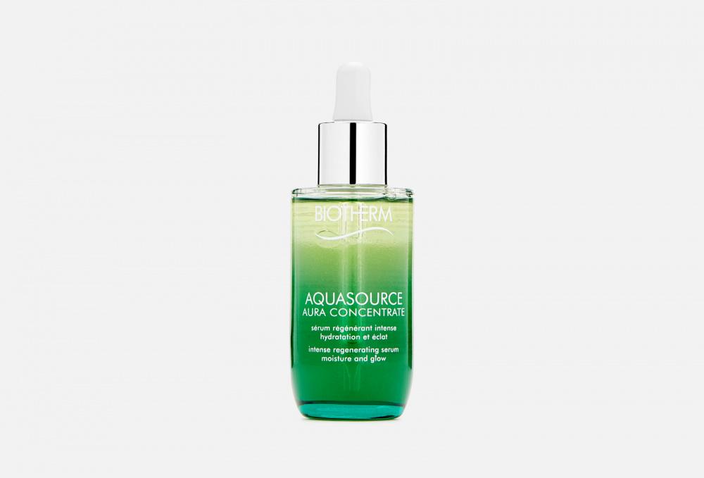 Увлажняющая сыворотка для сияния кожи BIOTHERM Aquasource Aura Concentrate 50 мл