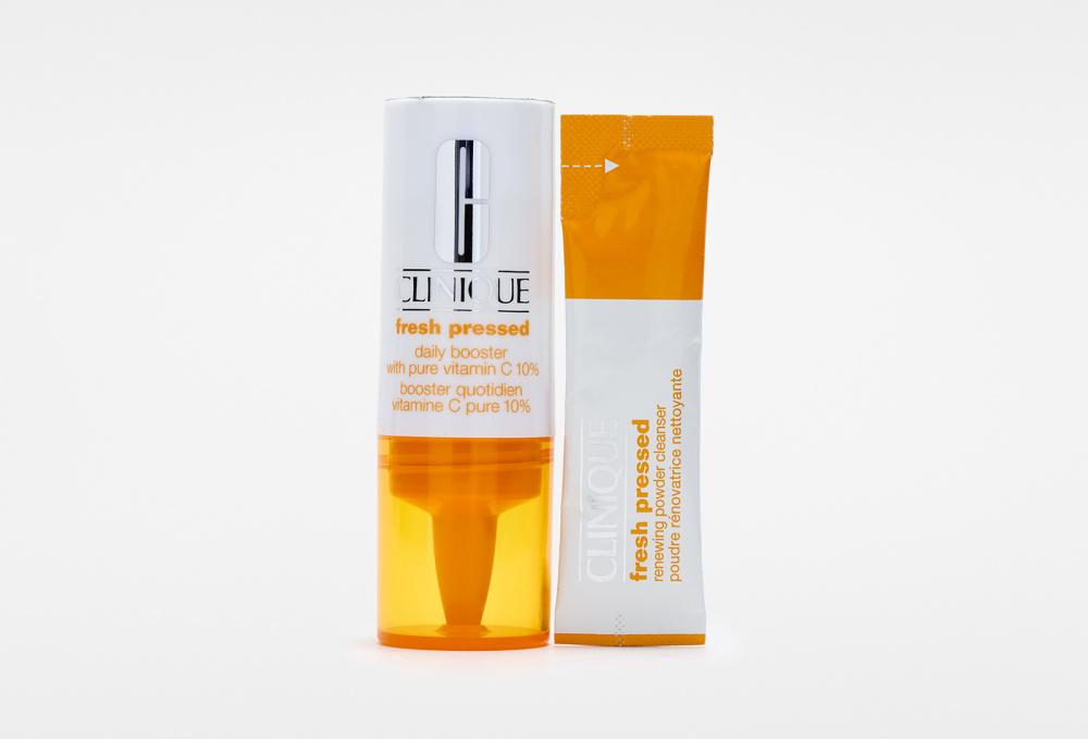 Недельная система ухода за кожей CLINIQUE Fresh Pressed 7-day System With Pure Vitamin C 10 мл