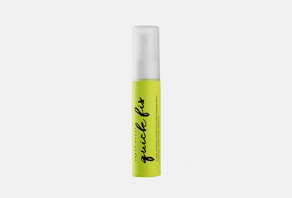Увлажняющий спрей для подготовки к макияжу URBAN DECAY Travel-size Quick Fix 30 мл недорого