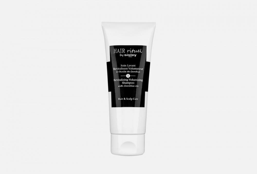Тонизирующий шампунь для увеличения объема волос с маслом камелии SISLEY Revitalizing Volumizing Shampoo With Camellia Oil 200 мл