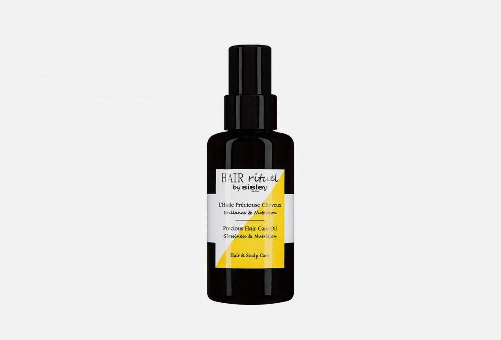 Масло для блеска и питания волос SISLEY Precious Hair Care Oil Glossiness And Nutrition 100 мл