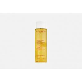 Увлажняющий тоник для нормальной и сухой кожи Clarins Lotion Tonique Hydratante — купить в интернет-магазине «Золотое яблоко»