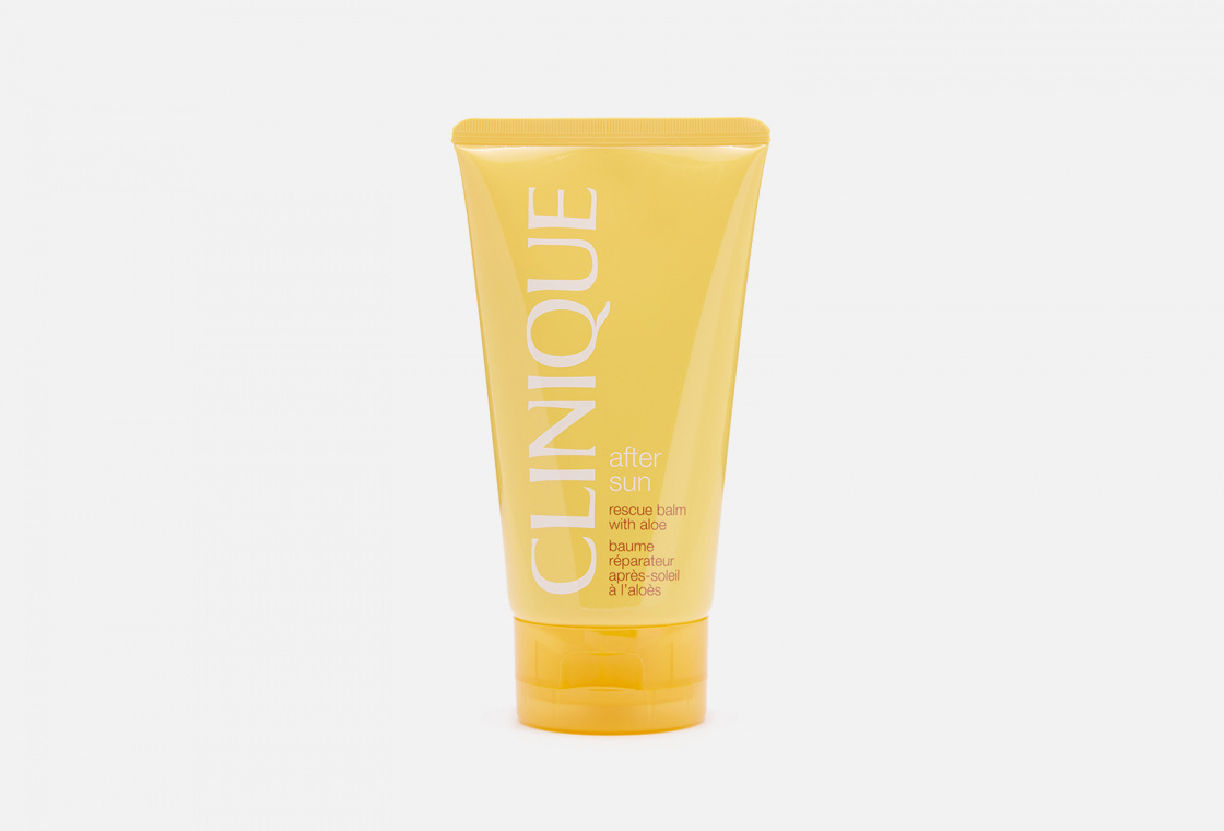 Бальзам после загара Clinique After-Sun Rescue Balm with Aloe