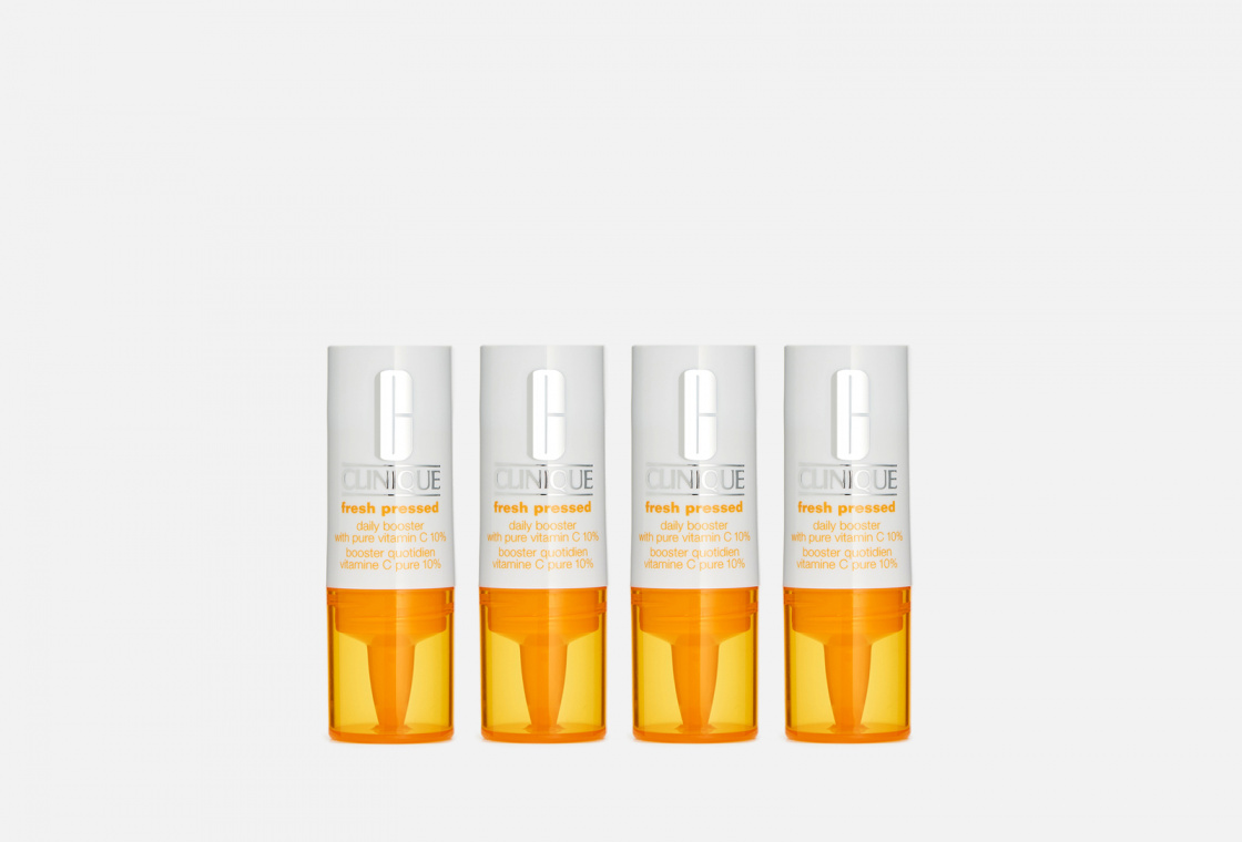 Эмульсия-активатор Clinique Fresh Pressed Daily Booster with Pure Vitamin C 10%