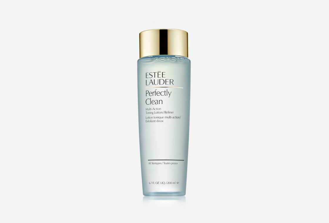 Тоник отшелушивающий Estée Lauder Perfectly Clean Multi-Action Toning Lotion + Refiner