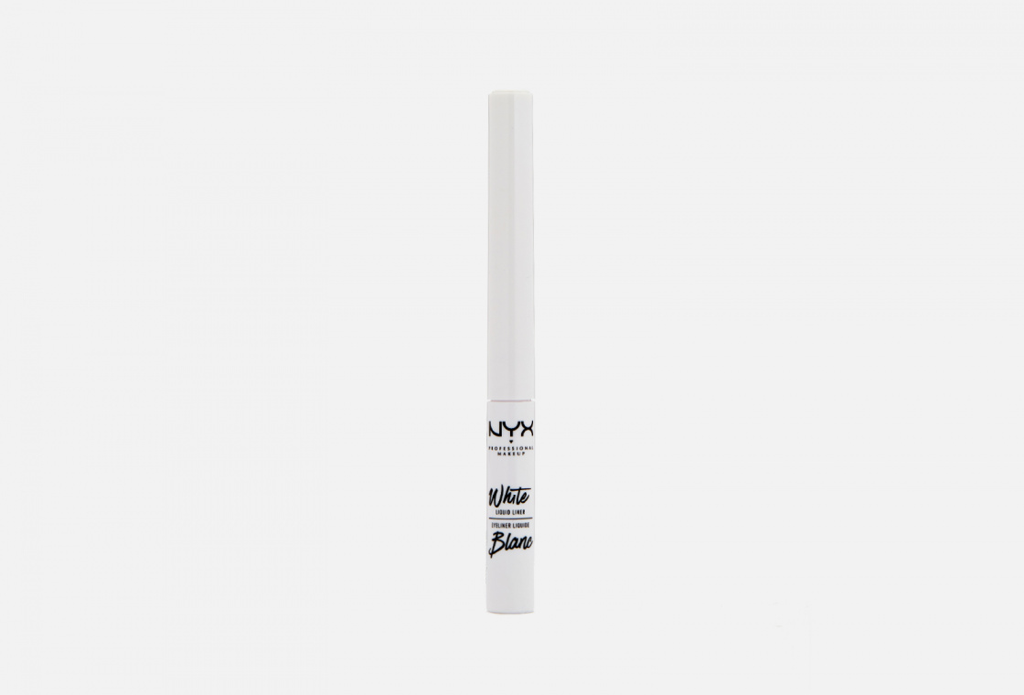 Лайнер для глаз жидкий NYX PROFESSIONAL MAKEUP WHITE LIQUID LINER