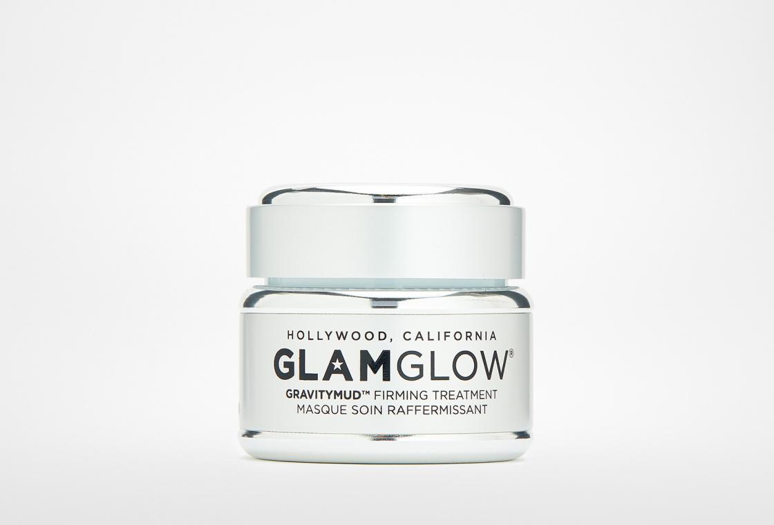 Маска для лица, повышающая упругость кожи GlamGlow Gravitymud Firming Treatment #Glittermask